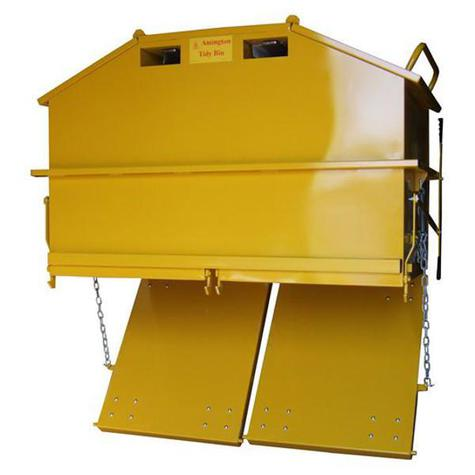 Twin Compartment Tidy Bin Amington ATB-15/2 1.5cu.m