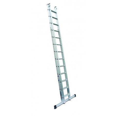 Double Extension Ladder Lyte NGD235 3.5m EN312-2 Professional