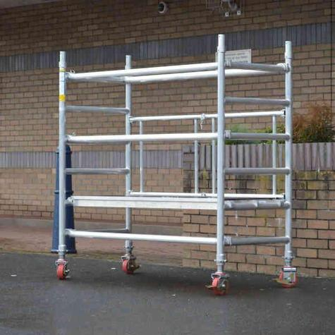 Scaffold Tower Lyte HILYTE LIFT  0.85m x 1.80m x 0.6m