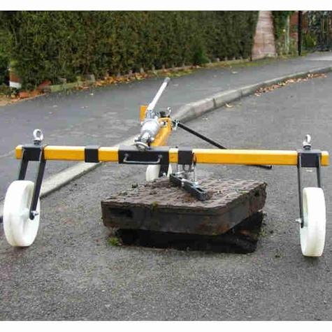 Manhole Cover Lifter Probst SDH-H-15 Hydraulic