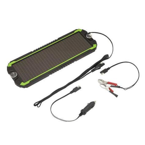 Battery Charger Sealey SPP01 12V/1.5W Solar Power Panel