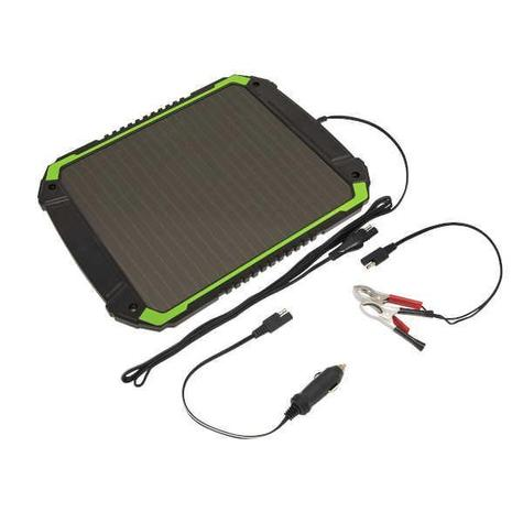 Battery Charger Sealey SPP03 12V/4.8W Solar Power Panel