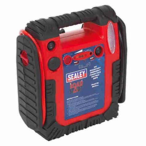 Emergency Power Pack Sealey RS131 900A/12V
