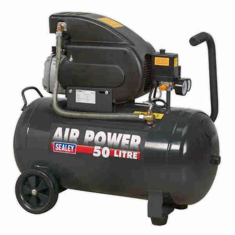 Compressor Sealey SAC5020E 50ltr Direct Drive