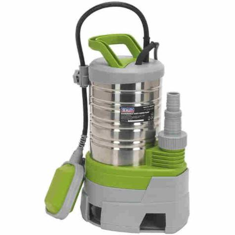 Submersible Pump Sealey WPS225P Automatic Dirty Water 225ltr/min 230V