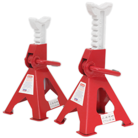 Axle Stands Sealey VS2003 3ton Ratchet Type