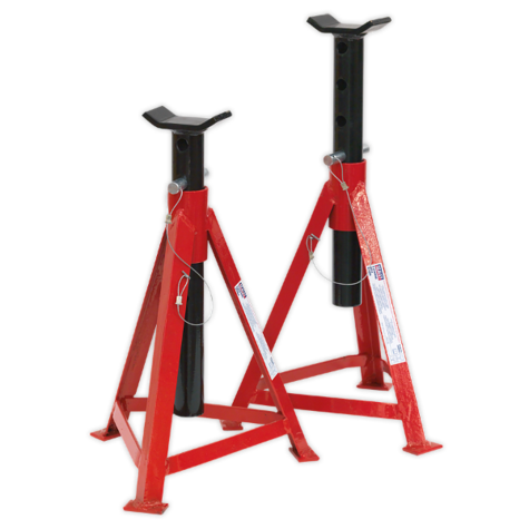 Axle Stands Sealey AS3000 2.5ton Medium Height