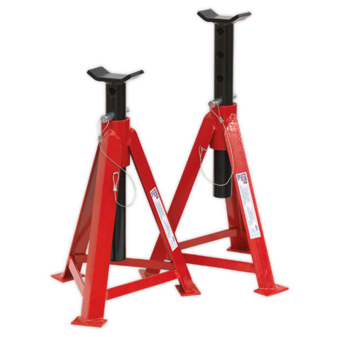 Axle Stands Sealey AS5000M 5ton Medium Height