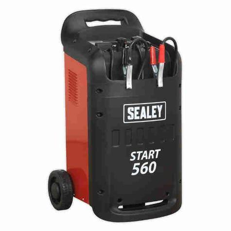 Starter/Charger Sealey START560 12/24V 230V