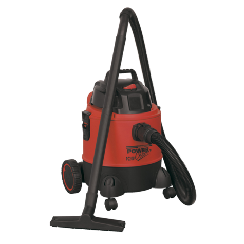 Vacuum Cleaner Sealey PC200 20ltr 1250W Wet & Dry