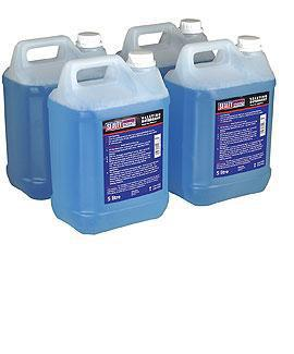 Carpet/Upholstery Detergent Sealey VMR925 4 x 5ltr