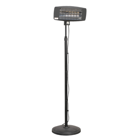 Patio Heater Sealey IFSH2003 Infrared 2KW