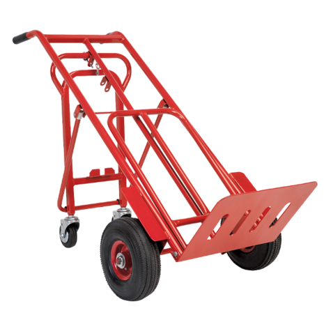 Sack Truck Sealey CST989 250kg 3-in-1