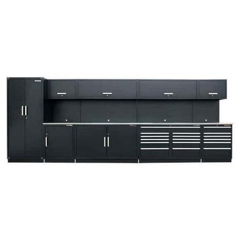 Workshop Storage Combo Sealey APMSSTEEL Stainless Worktop