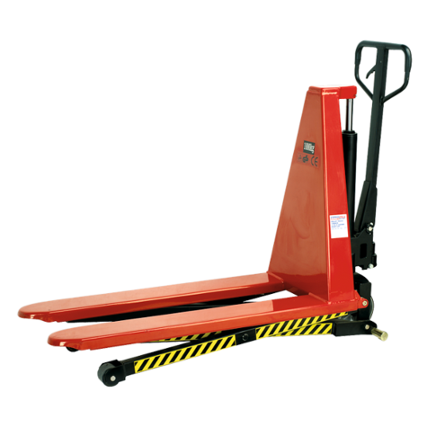 Pallet Truck High Lift Sealey PT1170H 1000kg