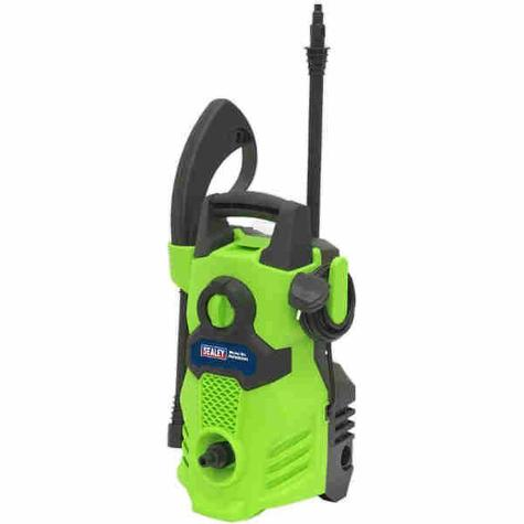 Pressure Washer Sealey PW1500HV 105bar with TSS 230V Hi-Vis Green