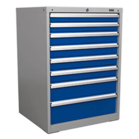 Cabinet Sealey API7238 8 Drawer Industrial