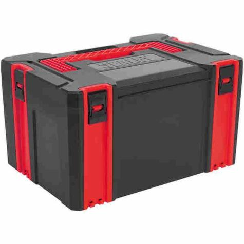 ToolBox Sealey AP8250 ABS Stackable Click Together Toolbox - Large
