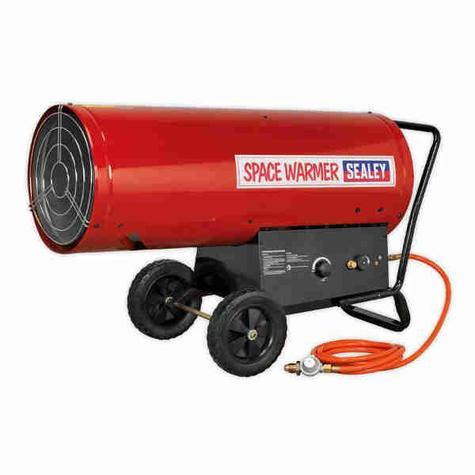 Space Warmer® Sealey LP401 Propane Heater 210,000-400,000Btu/hr