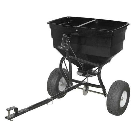 Seed Spreader Sealey SPB80T Broadcast Spreader 80kg Tow Behind