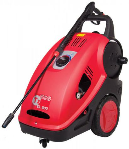 Pressure Washer Dual Pumps TX500 Electric 200 bar 3-phase