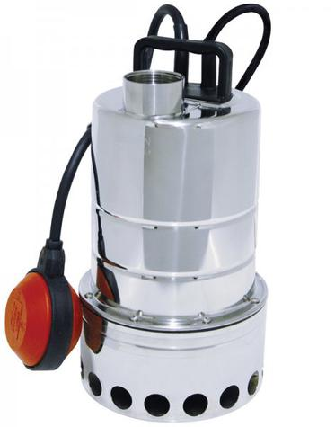 Submersible Pump Dual Pumps Mizar 60VOX Dirty Water 110volt