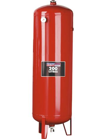 Compressor Sealey SA200T 200ltr Vertical Tank