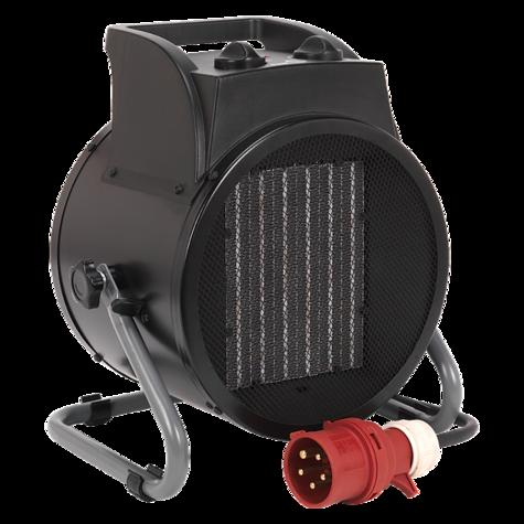 Industrial 5kW Fan Heater 415v 3 Phase