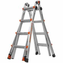 Multi-Purpose Ladder Little Giant 1303-106 4-Rung Classic Velocity