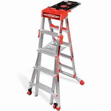 Little Giant 1303-350 SelectStep 5-8 Tread Stepladder
