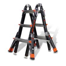 Little Giant 1303-125 3 Rung Dark Horse Ladder System