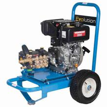 Pressure Washer Evolution Series 2 -150bar 15Lpm Diesel