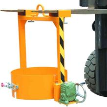 Warrior WRLF800 Forklift and Crane Mounted Drum Lifter