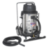 Vacuum Cleaner Sealey PC477 77ltr Wet & Dry