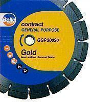 350mm x 25mm Gold General Purpose Blade