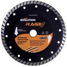 Evolution RAGE 185mm Diamond Blade