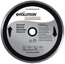 Evolution RAGE 255mm Diamond Blade