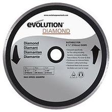 Evolution RAGE 210mm Diamond Blade