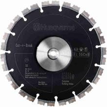 Husqvarna EL35CNB 230mm x 2 Hard Diamond Blades