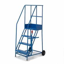 Mobile Safety Steps Standard Duty 4 Tread