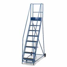 Mobile Safety Steps Standard Duty 8 Tread