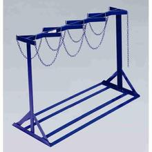 8 Bottle Double Sided Rack