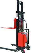 Warrior WRST1025 2500mm Semi-Electric Straddle Stacker