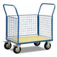 Warrior WRZ50A Mesh Trolley with 3 sides 1000mm x 700mm