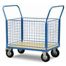 Warrior WRZ50C Mesh Trolley with 4 Sides 1000mm x 700mm
