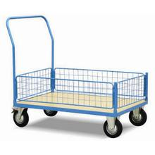 Warrior WRZ50G Mesh Trolley with 4 small sides 1000mm x 700mm