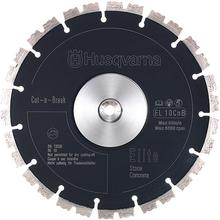 Husqvarna EL10CNB 230mm x 2 General Purpose Diamond Blades