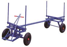 Timber Trolley with Pneumatic Tyre