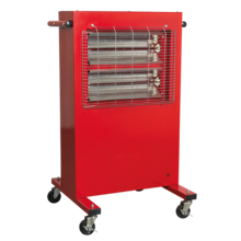 Sealey IRC153 Infrared Cabinet Heater 1.5/3.0kW 230V