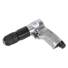 Sealey SA241 Air Drill 10mm Reversible with Keyless Chuck